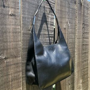 Gucci Bags - Vintage Gucci Italian Leather Tote Hobo Bag